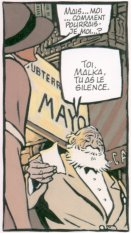 Tu as le silence (© Pellejero et Zenter - Casterman)